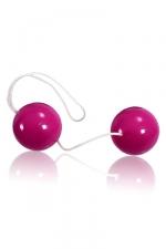 Orgasmballs - Un petit prix pour découvrir le plaisir procuré par les boules de Geisha sans vous ruiner.