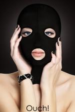 Cagoule Subversion - Ouch! : Conservez l'anonymat de votre soumis(e) avec la cagoule Subversion Mask de Ouch!.