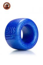 Balls-T Ballstretcher - bleu : Le must des Ball-stretchers en matière de sensations et d'ajustement aux testicules, marque Oxballs, version small, coloris bleu.