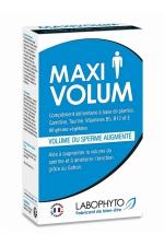 MaxiVolum (60 gélules) : Complément alimentaire aphrodisiaque à base de plantes, qui permet d'augmenter le volume de sperme et d'améliorer l'érection.