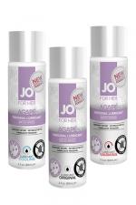 Lubrifiant Jo Agapé - 60 ml - Le lubrifiant intime qui imite la lubrification naturelle féminine (classique, chauffant ou rafraichissant).