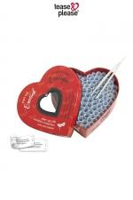Jeu Corps à Coeur Erotique - 100 défis érotiques pour vivre un amour passionné à l'état pur !