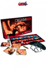 Jeu coquin Orgasmixxx - Jeu XXXcitant pour adultes ORGASMIXXX... Le jeu dont le nom dit tout!